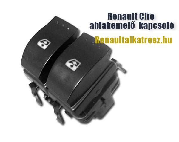 renault clio ablakemelő kapcsoló