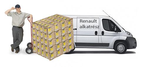 Renault alkatrész, renault bontott alkatrész, Renault eredeti alkatrészek