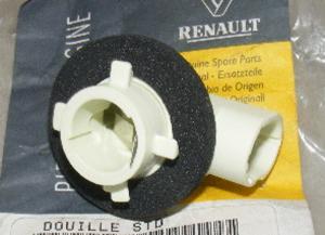 Renault Kangoo izzófoglalat