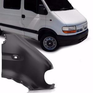 Renault Master sárvédő
